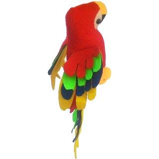 Galaxy World Parrot Stuffed Toy
