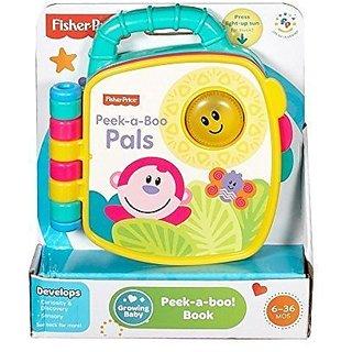 Growing Baby Peek-A-Boo Book 746775349707