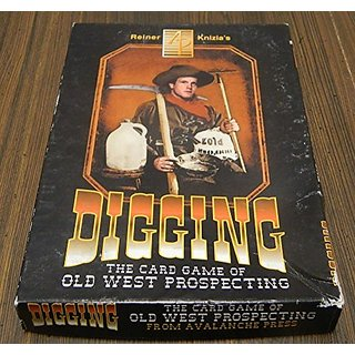 Digging the card game of Old West Prospecting