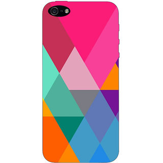 Stubborne Apple Iphone 5 Cover / Apple Iphone 5 Covers Back Cover Designer Printed Hard Plastic Case