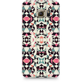 CopyCatz Fusion Symmetry Premium Printed Case For Samsung S6 Edge Plus