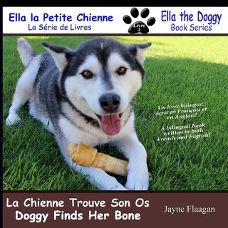 La Petite Chienne Trouve Son Os (Doggy Finds Her Bone)