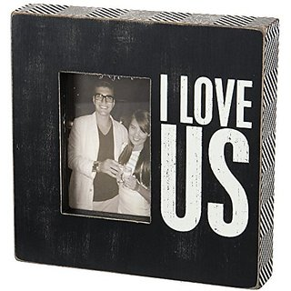 Primitives by Kathy I Love Us Box Frame