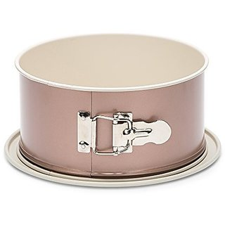 Patisse 03321 Ceramic Series Deep Round Springform Pan with double non-stick ceramic coating, 7-1/8