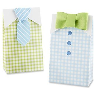 Kate Aspen My Little Man Candy Bags (Set of 24 Assorted)