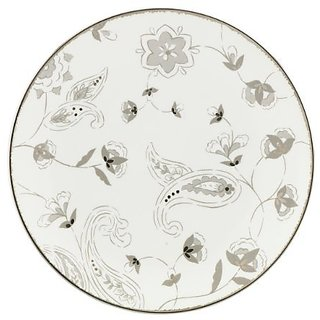 Lenox Paisley Terrace Accent Plate, 9-Inch