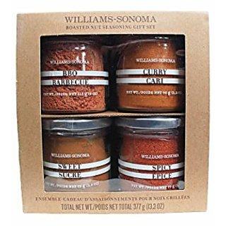 Williams-Sonoma Roasted Nut Seasoning Gift Set