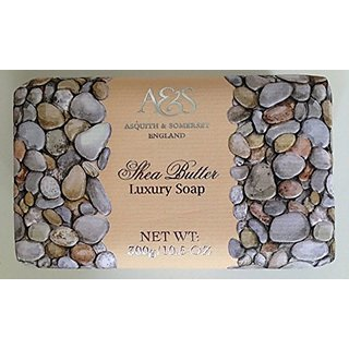 Asquith & Somerset Shea Butter Luxury Soap 10.5 Oz