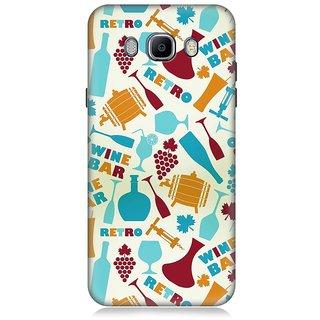 7Continentz Designer back cover for Samsung Galaxy J5(2016)