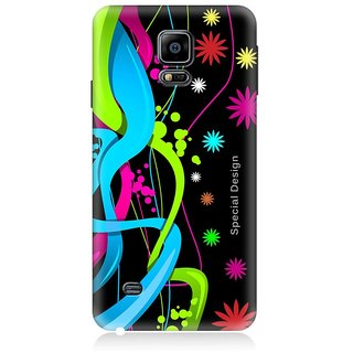 7Continentz Designer back cover for Samsung Galaxy Note 4