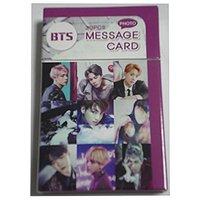 BTS Bangtan Boys - Message card Set 58pcs