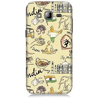 7Continentz Designer back cover for Samsung Galaxy On5