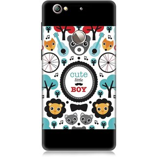 7Continentz Designer Back Cover For LeEco (Letv) Le 1S
