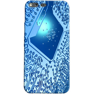 Stubborne Google Pixel XL Cover / Google Pixel XL Covers Back Cover Designer Printed Hard Plastic Case