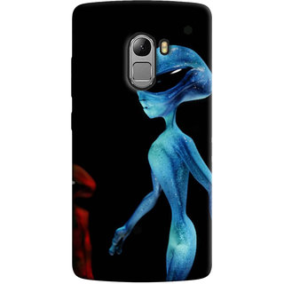 Stubborne Lenovo Vibe K4 Note Cover / Lenovo Vibe K4 Note Covers Back Cover Designer Printed Hard Plastic Case