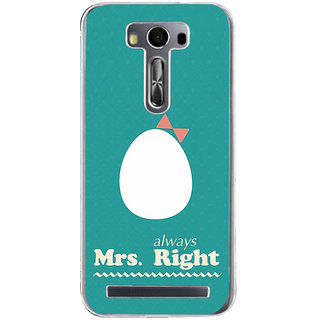 Ifasho Always Right Quote Back Case Cover For Asus Zenfone Selfie