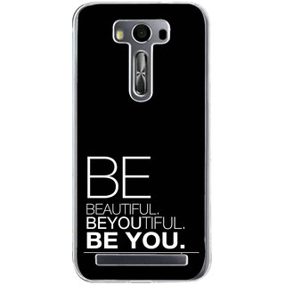 Ifasho Beautiful Qoutes Back Case Cover For Asus Zenfone Selfie