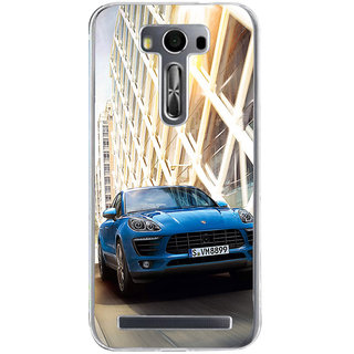 Ifasho Car In Mexico City Back Case Cover For Asus Zenfone Selfie