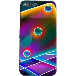 Stubborne Google Pixel Cover / Google Pixel Covers Back Cover Designer Printed Hard Plastic Case