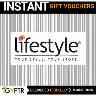 Lifestyle GyFTR Insta Gift Voucher INR 1000