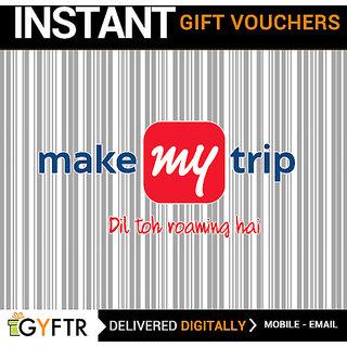 MakeMyTrip GyFTR Insta Gift Voucher INR 1000