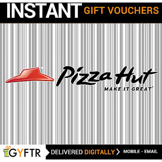 Pizza Hut GyFTR Insta Gift Voucher INR 1000