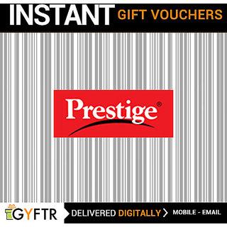 Prestige GyFTR Insta Gift Voucher INR 1000