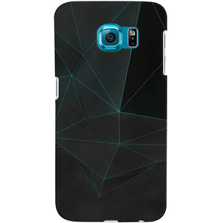 Stubborne Samsung Galaxy S6 Edge Cover / Samsung Galaxy S6 Edge Covers Back Cover Designer Printed Hard Plastic Case