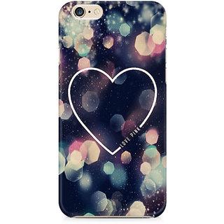 CopyCatz Love Pink Premium Printed Case For Apple IPhone 6/6s
