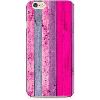 CopyCatz Pink Wood Shade Premium Printed Case For Apple IPhone 6/6s