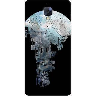 Stubborne One Plus 3 Cover / One Plus 3 Covers Back Cover Designer Printed Hard Plastic Case