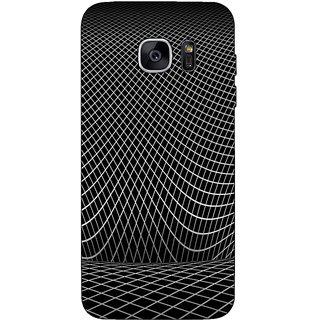 Stubborne Samsung Galaxy S7 Edge Cover / Samsung Galaxy S7 Edge Covers Back Cover Designer Printed Hard Plastic Case