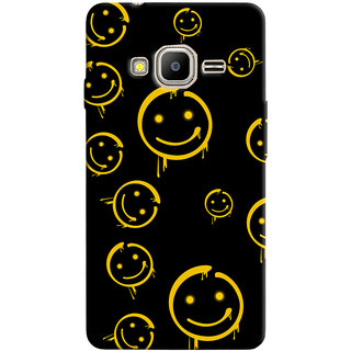 Stubborne Samsung Galaxy Z2 Cover / Samsung Galaxy Z2 Covers Back Cover Designer Printed Hard Plastic Case