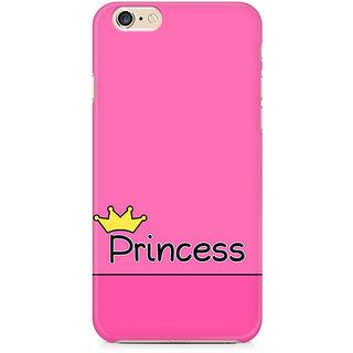 CopyCatz Princess Premium Printed Case For Apple IPhone 6/6s