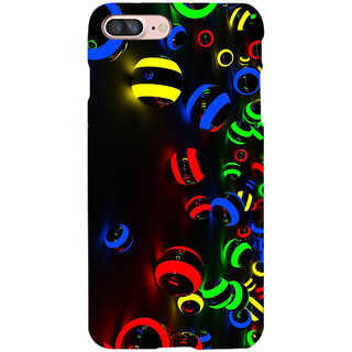 Stubborne Apple Iphone 7 Plus Cover / Apple Iphone 7 Plus Covers Back Cover Designer Printed Hard Plastic Case