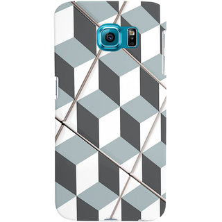 Stubborne Samsung Galaxy S6 Edge Plus Cover / Samsung Galaxy S6 Edge Plus Covers Back Cover Designer Printed Hard Plastic Case