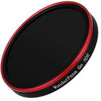 Fotodiox Pro WonderPana Go Neutral Density +8 (3-Stop ND) Filter for the GoTough WonderPana Go Filter Adapter System