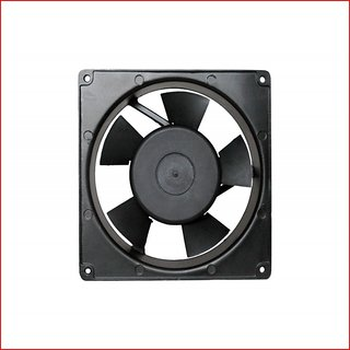 Ac small kitchen exhaust fan size 17x17x5cm for Small kitchen exhaust fan
