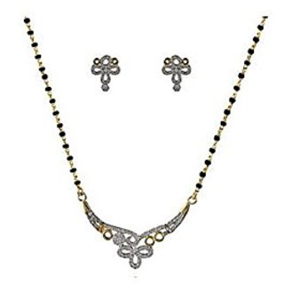 Anuradha Art Mangalsutra Set For Women