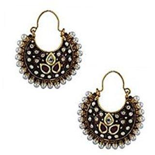 Anuradha Art Traditional Beautifully Designed Earrings For Women/Girls