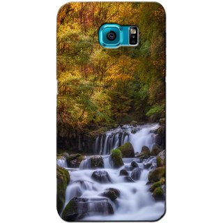 Snooky Green Back Cover For Samsung Galaxy S6