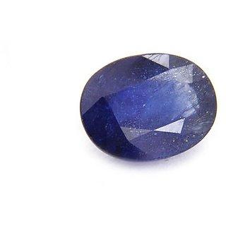 5.00 ct/5.5 Ratti Blue Sapphire/Neelam Marka Natural Gemstone
