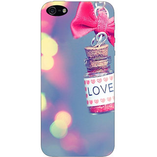 Stubborne Apple Iphone 5 S Cover / Apple Iphone 5 S Covers Back Cover Designer Printed Hard Plastic Case