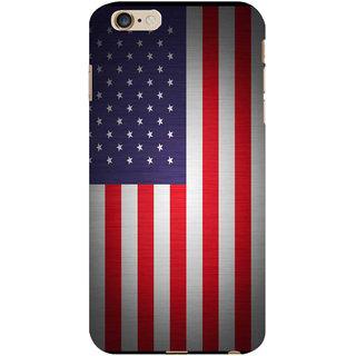 Stubborne Apple Iphone 6 Plus Cover / Apple Iphone 6 Plus Covers Back Cover Designer Printed Hard Plastic Case