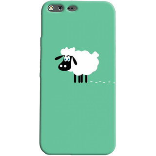 Stubborne Google Pixel Cover / Google Pixel Covers Back Cover Designer Printed Hard Plastic Case