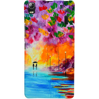 Stubborne Lenovo A7000 Plus Cover / Lenovo A7000 Plus Covers Back Cover Designer Printed Hard Plastic Case