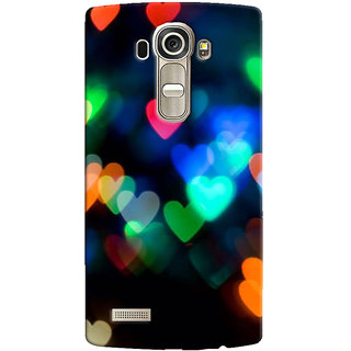 Stubborne LG G4 Cover / LG G4 Covers Back Cover Designer Printed Hard Plastic Case