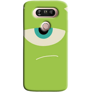 Stubborne LG G5 Cover / LG G5 Covers Back Cover Designer Printed Hard Plastic Case