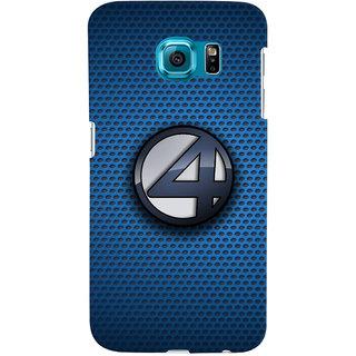Stubborne Samsung Galaxy S6 Edge Plus Cover / Samsung Galaxy S6 Edge Plus Covers Back Cover Designer Printed Hard Plastic Case