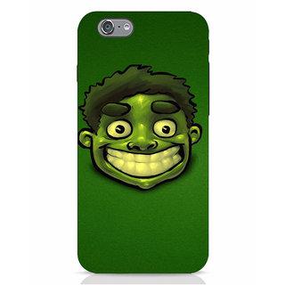 Stubborne Apple Iphone 6 Cover / Apple Iphone 6 Covers Back Cover Designer Printed Hard Plastic Case